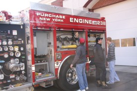 Final preparation of Engine 238.