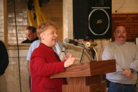 Harrison Supervisor / Mayor Joan Walsh